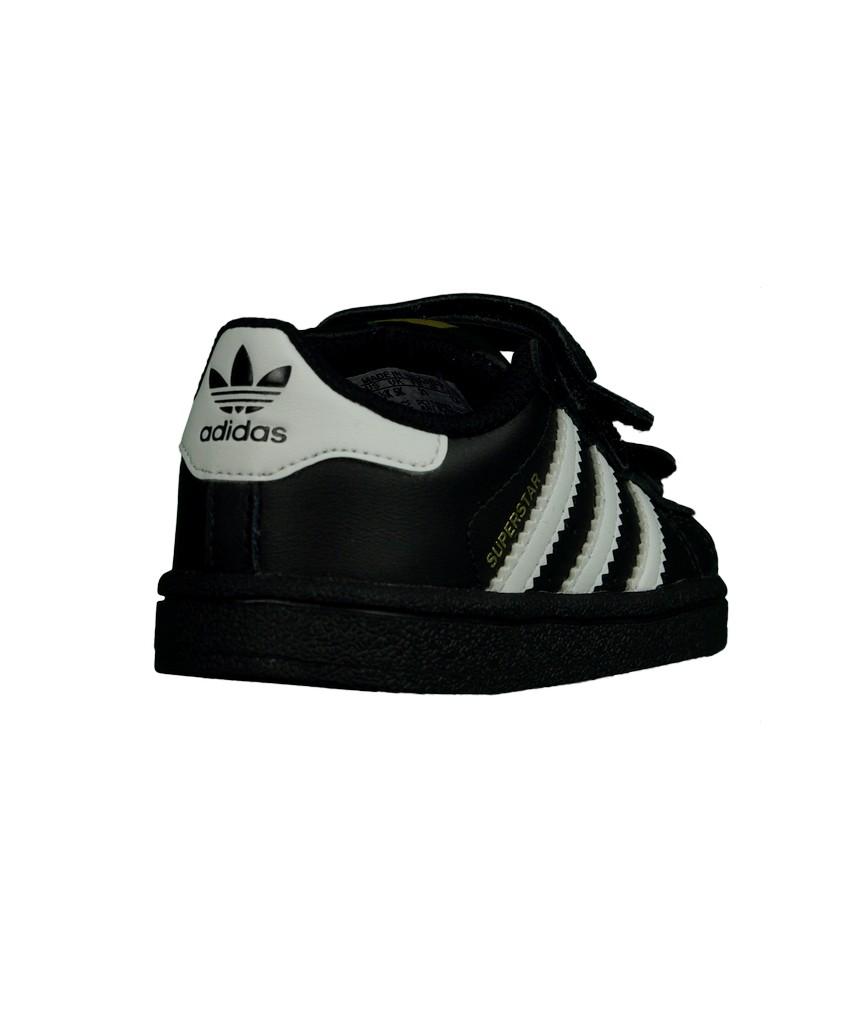 Adidas bébi b cipő SUPERSTAR FOUNDATION CF I