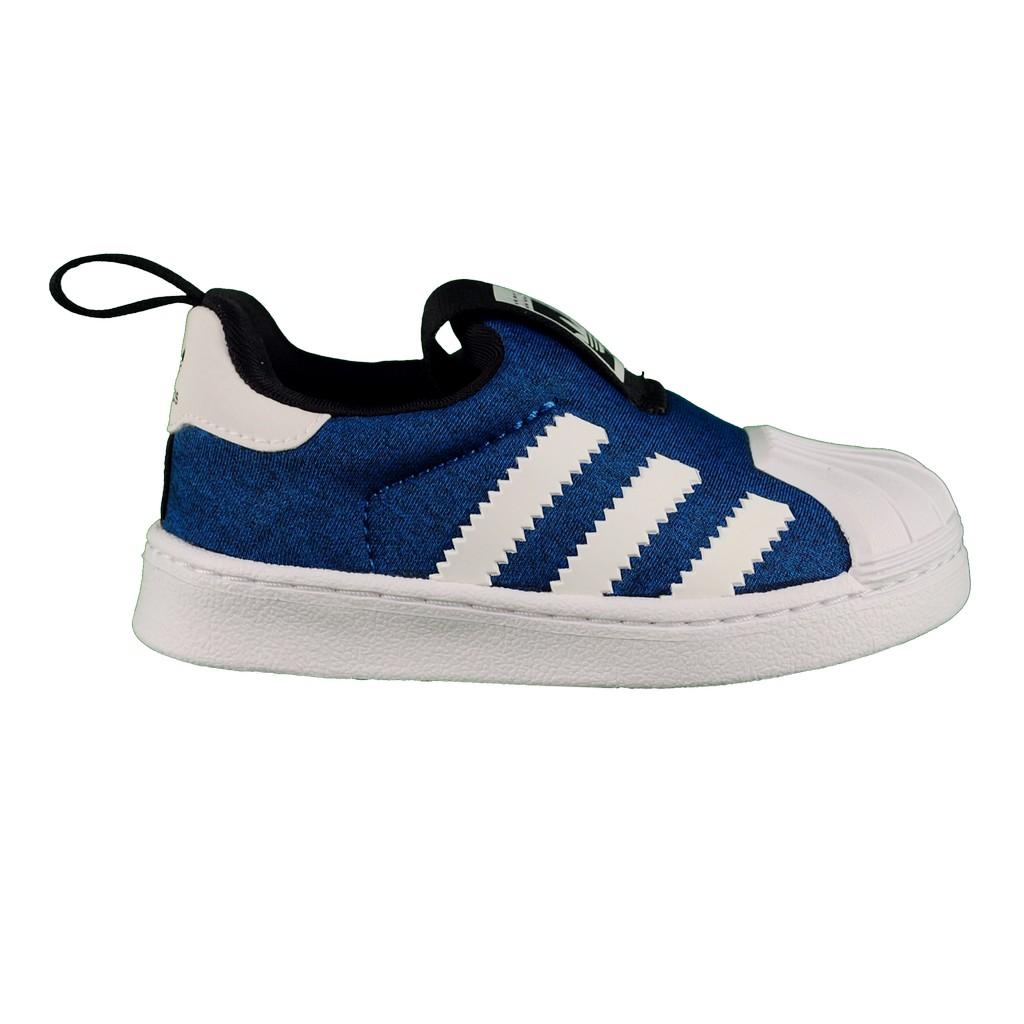 Adidas bébi b cipő-SUPERSTAR 360 I