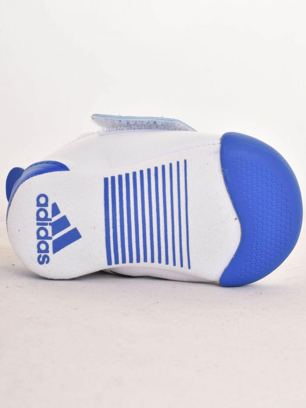 Adidas bébi fiú cipő CRIB