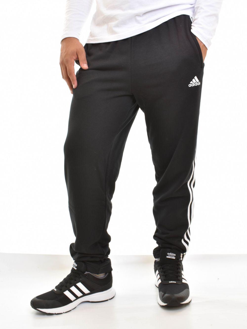 Adidas férfi jogging alsó ESS 3S T PNT FT