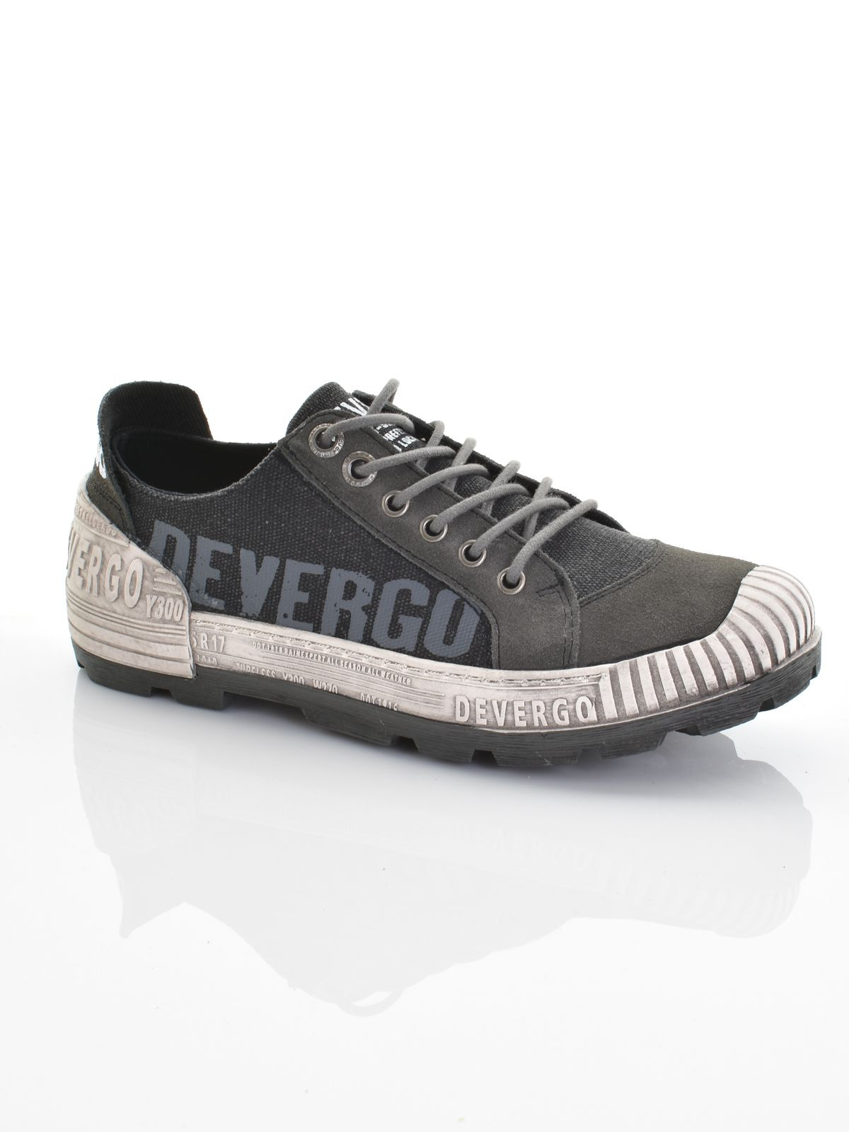 Férfi - Cipő Devergo - fekete  d6e0bdb525