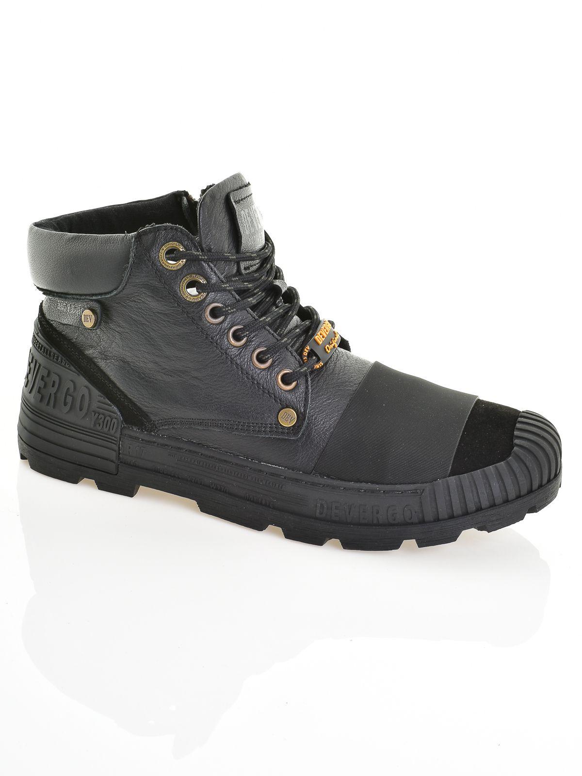 Férfi - Cipő - Utcai cipő Magas szárú cipő - Devergo  e6f0c981a7