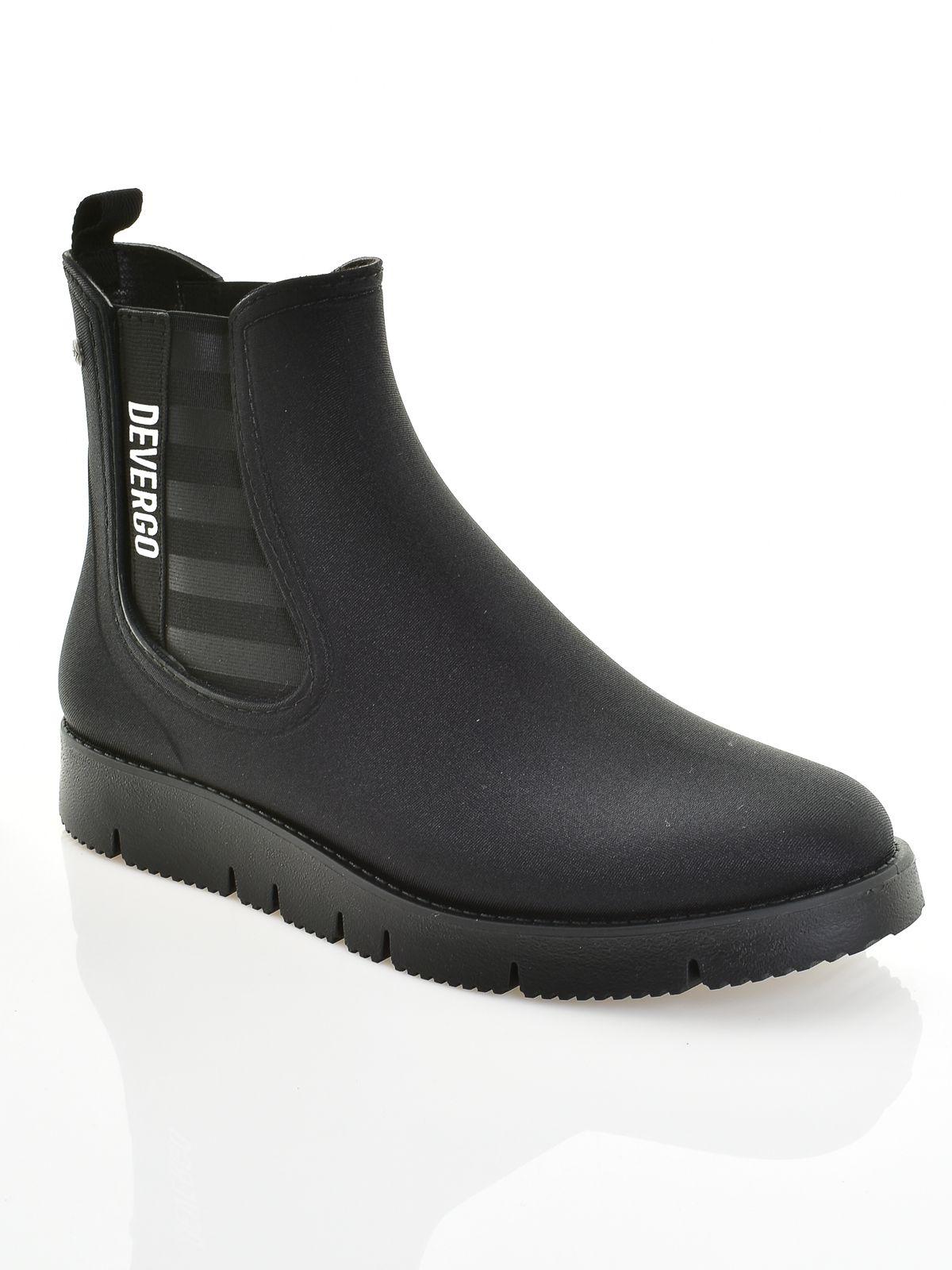 Női - Cipő Devergo - fekete  54a802e7fc