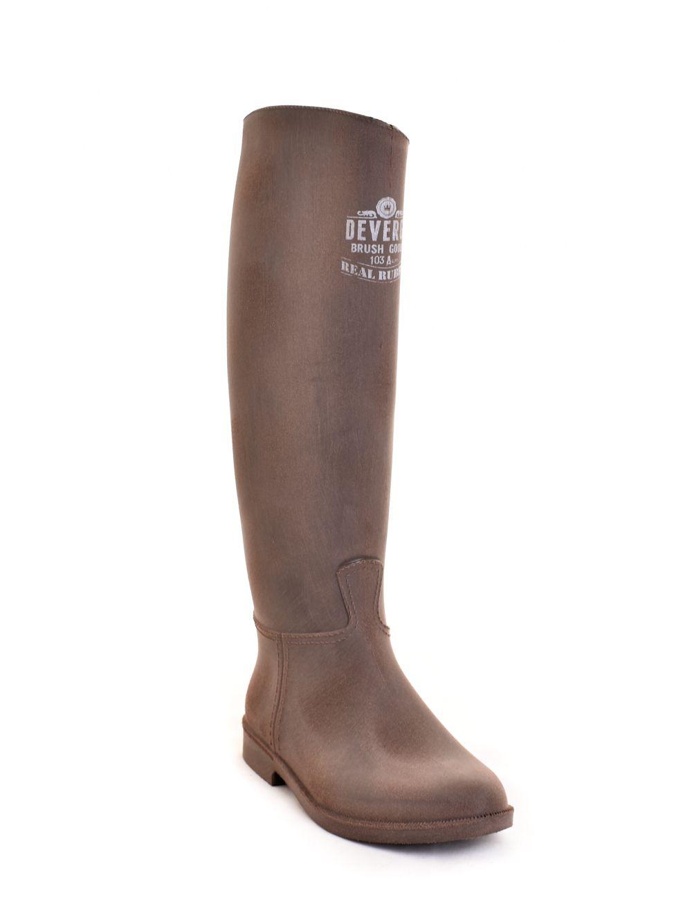 Női - Cipő Devergo - Hosszúszárú gumicsizma  e50664e503