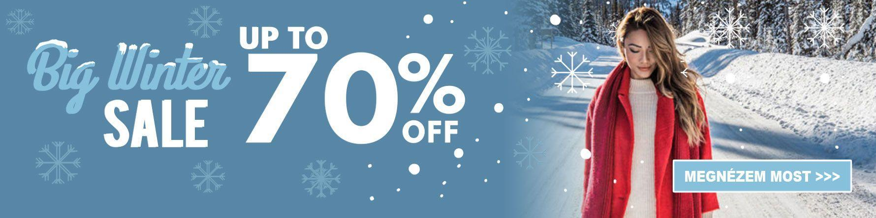 Big Winter Sale!
