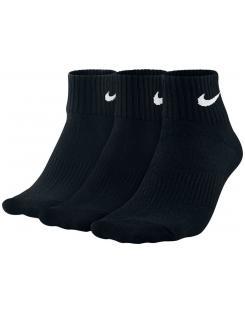 Nike unisex zokni-3PPK LIGHTWEIGHT QUARTER