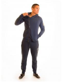 Retro Jeans Férfi zippes pulóver NICCOLO 17