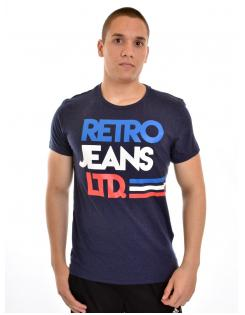 Retro Jeans Férfi póló BAXTER