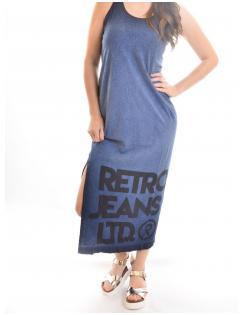 Retro Jeans Női ruha PERSIA