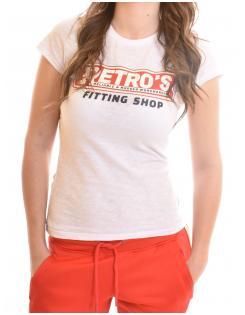 Retro Jeans Női póló ROMY