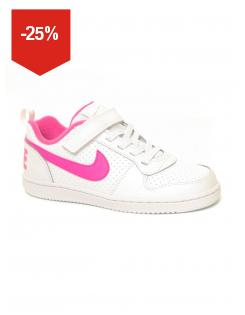 NIKE COURT BOROUGH LOW (PSV) Gyerek lány Cipő 26227 4fb860b593