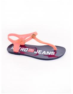 Retro Jeans női szanda SHINNY COLOR 17