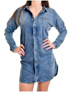 Retro Jeans női ruha FIORELLA