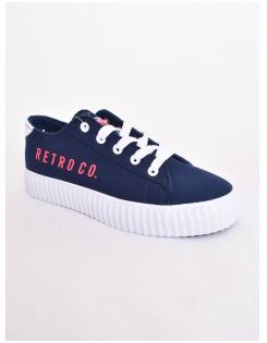 Retro Jeans női cipő REKA SNEAKERS