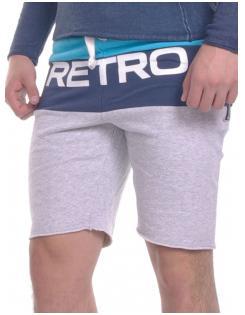 Retro Jeans Férfi short NARDER SHORT