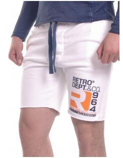 Retro Jeans Férfi short FOLKE SHORT