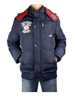 Retro Jeans férfi kabát SOLO
