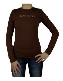Mayo Chix nõi hosszú ujjú póló Light
