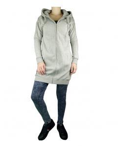 Retro Jeans Nõi zippes kapucnis pulóver ARMENA