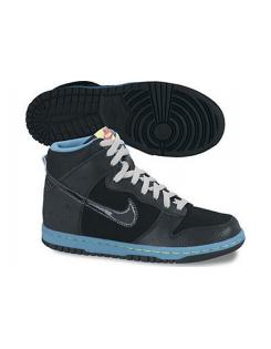 Nike kamasz cipő-NIKE DUNK HIGH (GS)