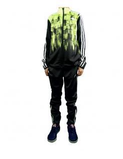 Adidas fiú melegítő YB TS AOP TIRO
