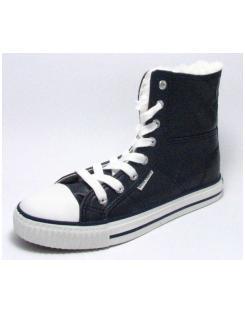 BK uni skék magas szárú cipő