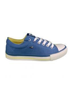 BK női vászon cipő MASTER LO