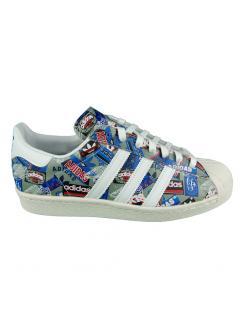 Adidas Originals férfi cipő SUPERSTAR 80s PIONE