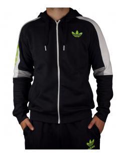Adidas Originals férfi pulóver DM FLEECE FZ