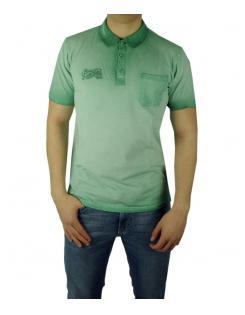 Pioneer férfi galléros póló