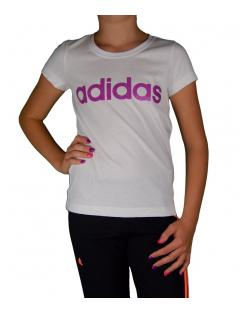 Adidas kamasz póló YG W B LIN TEE