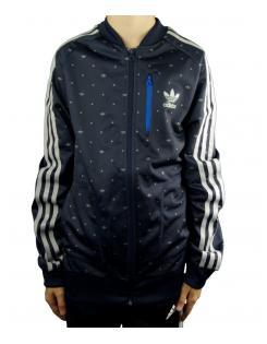 Adidas fiú melegítő J YWF SST AOP