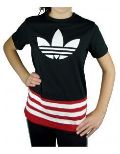 Adidas lány póló J FL TEE