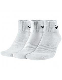Nike unisex zokni-3PPK CUSHION QUARTER