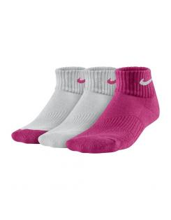 Nike nõi zokni 3P YTH CTN CUSH QTR W MOIST M
