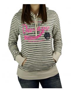 Devergo női kapucnis pulóver