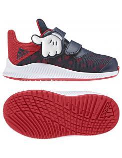 Adidas bébi fiú cipő DY Mickey FortaRun