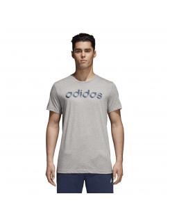 Adidas férfi póló SLICED LINEAR