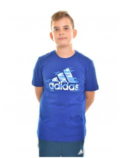Adidas fiú póló BOS