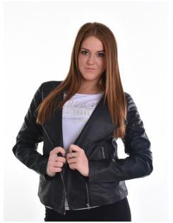 Devergo női műbőr dzseki
