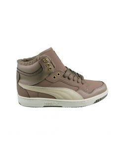 Puma férfi bélelt cipő Puma Rebound Mid FS 4 Winter