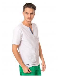 Heavy Tools férfi póló MINOT white