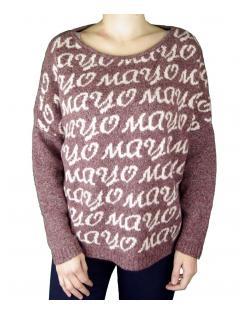 Mayo Chix nõi kötött pulóver Lara