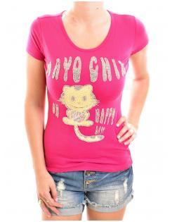 Mayo Chix női póló SOLO