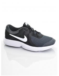 Nike kamasz fiú cipő Revolution 4 (GS) Running Shoe