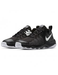 Nike kamasz fiú cipő Team Hustle Quick (GS) Shoe