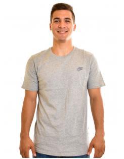 NIKE M NSW TEE CLUB EMBRD FTRA férfi póló