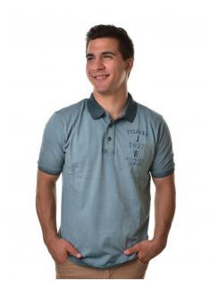 Pioneer Jeans férfi galléros póló