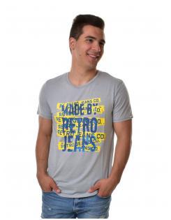 Retro Jeans férfi póló CLAYD T-SHIRT