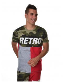 Retro Jeans férfi póló IMERTO TEE T-SHIRT